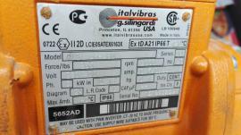 欧洲进口/Italvibras高频振动电机MVT 15/3500-S08/优势报价