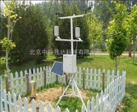 中科技达KE-3光伏环境监测仪,自动气象站