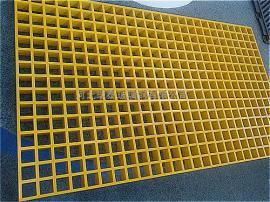 污水沟玻璃钢格珊盖板排水板