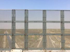 铁路防碴网-铁路防护栅栏-公路防碴网