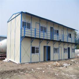 生产安装单双层活动板房
