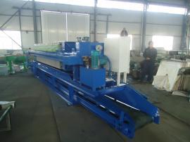自动厢式隔膜压滤机化工污泥脱水环保设备