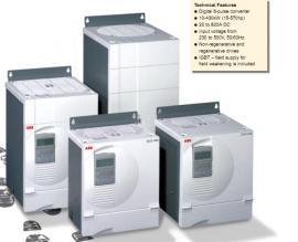 DCS400直流调速器报F12磁场欠流故障维修ABB直流调速器维修