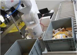 机器人混杂分拣解决方案