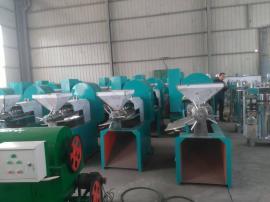 70型螺旋榨油机-小型榨油机-220V榨油机-移动式榨油机