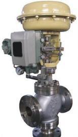 ZMAX-40C铸钢气动三通调节阀