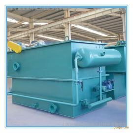豆腐干加工污水处理设备溶气气浮机去油效果超级棒