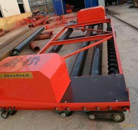 8米四轴水泥路面摊铺整平机 6.5米三轴混凝土摊铺机