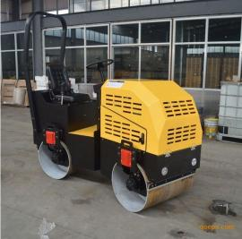 2吨双钢轮振动压路机 1.5吨小型压路机 全液压驾驶式1吨压实机