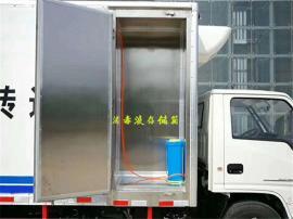 医院医疗垃圾收集车东风医疗废物转运车