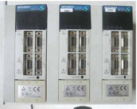 三菱伺服驱动器MR-J2S-200B故障维修检测中心