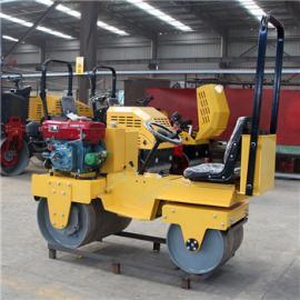 小型压路机手扶驾驶座驾式1吨2吨振动震动单轮双轮压路机