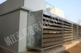 对空调热泵机组降噪应用的治理方案 弘邦