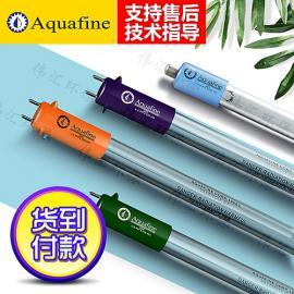 大量现货 美国Aquafine 3087 废水处理杀菌灯 双端单针