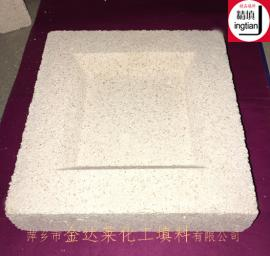 电站水处理微孔陶瓷过滤砖板 实验室用陶瓷过滤板