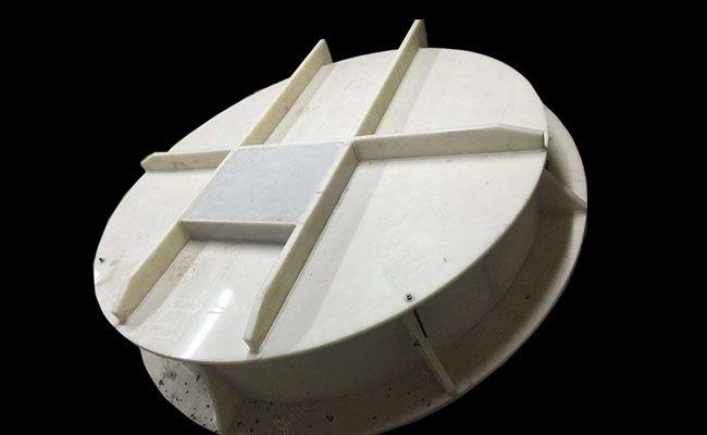 HDPE复合材料拍门 专业生产HDPE拍门