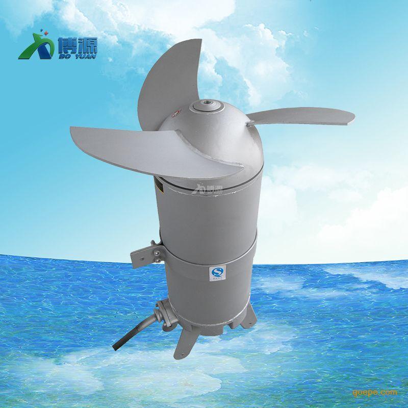 QJB潜水搅拌机,氧化池搅拌机选型