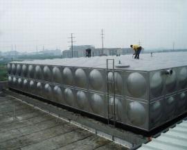 雷州大型供水不锈钢生活水箱