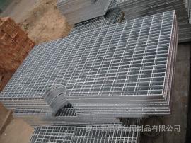 恺嵘碳钢钢格板 重载钢格板 塑钢钢格板现货
