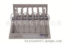 聚同品牌JTZL-6全自动一体化蒸馏仪特价