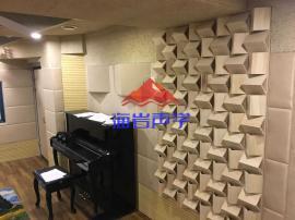 专业录音棚声学设计施工