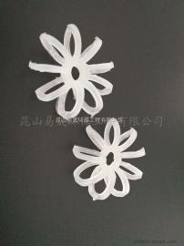 拉西环/花环型/洗涤塔填料/鲍尔环/拉式环各种材质