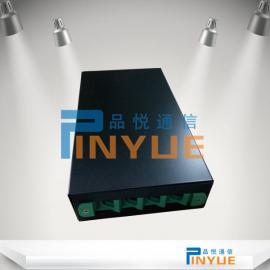 4口光纤终端盒机架式
