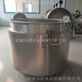 不锈钢卤煮锅-智能蒸煮锅优势