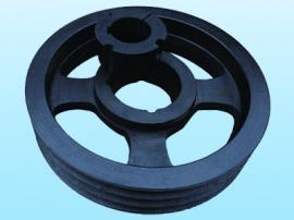 泰克森机械SPA欧标皮带轮铸铁皮带轮表面破碎机用