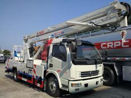 东风多利卡单排18米高空作业车