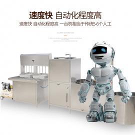 新手工新型小作坊商用大豆腐机器专业型盛隆销售