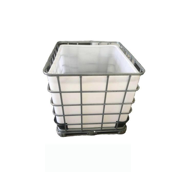 1000L塑料敞口吨桶周转桶IBC集装桶颜色可定制