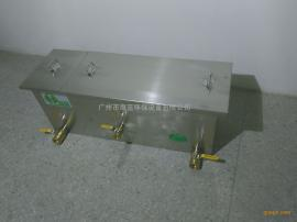 海蓝LS-1 无动力油水分离器隔油池 海蓝环保油水分离设备