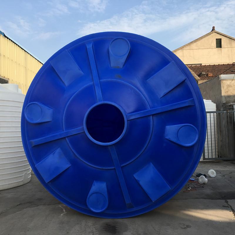 电镀厂专用大型30T废液储罐平底储罐盐酸储罐耐酸碱材质