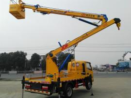 国五单排12米东风高空作业车 单排12米高空车优惠价出售