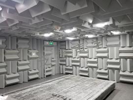 博世华域 消声室项目