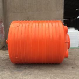 5000L锥底搅拌罐减水剂复配罐聚羧酸合成设备全自动