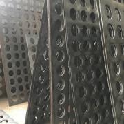 除尘器花孔板 不锈钢除尘多孔板 脉冲除尘器孔板 可定制