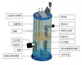 一体化雨水泵站,雨水提升泵站