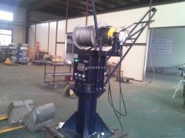 HNT200D120豪纳特轻便电动轻便绞车 可拆卸