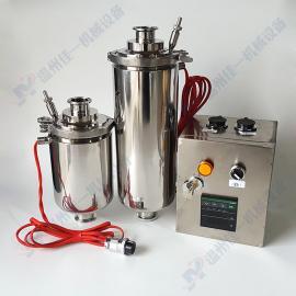 卫生级保温除菌电加热呼吸器 医疗器械配套不锈钢电加热呼吸器