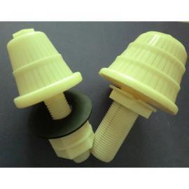 曝气专用生物滤头,蘑菇型水帽,可调式水帽