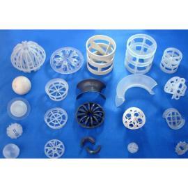 聚四氟乙烯鲍尔环 ,PTFE塑料鲍尔环,鲍尔环填料