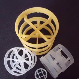 脱硫塔专用鲍尔环,塑料鲍尔环填料,pp鲍尔环填料