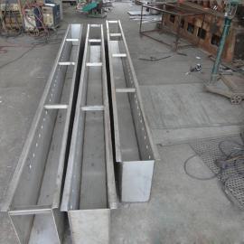 不锈钢集水槽-自来水厂,齿形集水槽