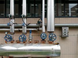蒸汽流量计 锅炉蒸汽流量表精川都有