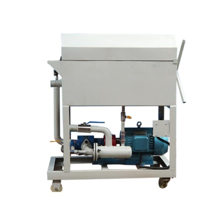 LY系列压力式板框滤油机