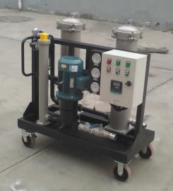 净化设备GLYCJI齿轮油不锈钢高粘油过滤机报价
