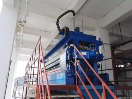 水洗滤布 自动800型厢式隔膜压滤机 污水处理设备