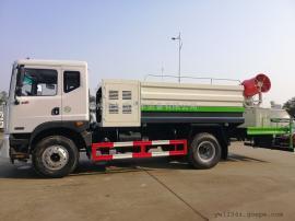 东风多利卡12方粉尘控制器XZL5180TDY5型多功能抑尘车